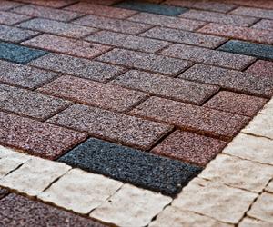 Брусчатка и тротуарная плитка